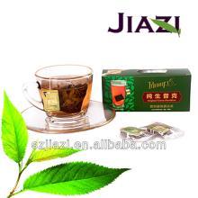 Puer green world slimming tea