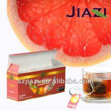 Puer Grapefruit beauty slimming tea