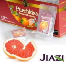 Grapefruit detox slim tea
