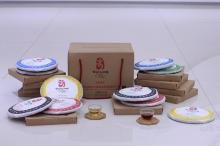 LongRun Pu-erh Cake-Olympics Harmony Pu-erh tea