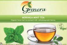 Certifie ISO Moringa Mint Tea