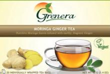 Malunggay Herbal Ginger Tea