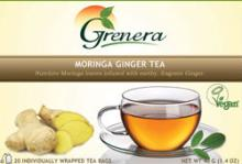 Vente chaud Moringa Gingembre The