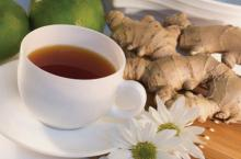 Moringa Herbal Ginger Tea