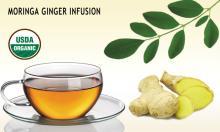 Moringa Ginger Infusion
