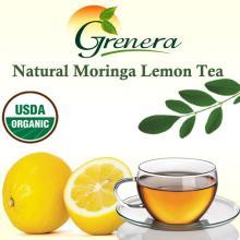 Natural Moringa Lemon Tea