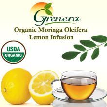 Organic Moringa Oleifera Lemon Infusion