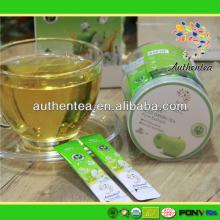 Best Chinese Tea Brands of Keep Fit Instant Apple Green Tea Powder