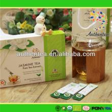 Chinese Tea Brands of Best keep Fit Instant Herbal Jasmine Tea Powder