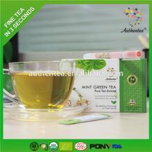 EU Standard Organic Green Tea