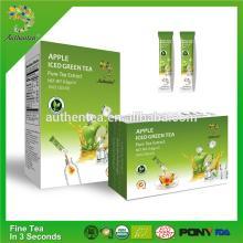 China OEM  Green   Apple   Tea