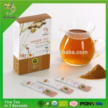 Black Ginger Premix Tea Powder Gifting Product