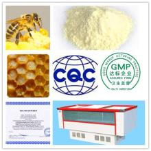 Top quality lyophilized royal jelly powder, free sample,KOSHER HALAL certified manufacture