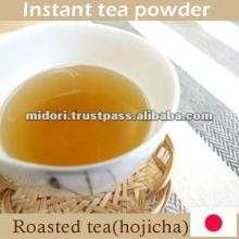 Japanese roasted green tea extract good for health