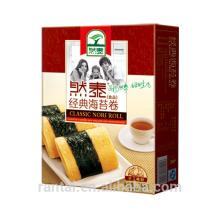 egg roll with seaweed