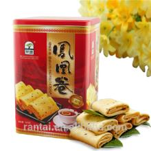 assorted biscuit in tin for private label