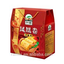 China manufacturer of handmade egg roll