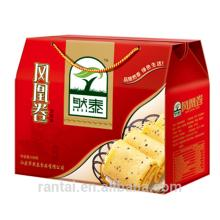 chinese handmade biscuit cookie in gigt box