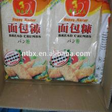 dried Japanese panko bread crumbs white