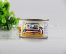 Skipjack Tuna in Oil Canned Tuna