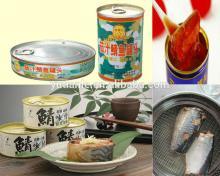 125g/155g/425g  Canned   Mackerel  In Oil/ Canned   Pacific   Mackerel  In Brine/ Canned   Mackerel  In Tomato Sau