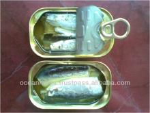 canned sardine 125 gr