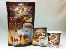 Vega 3-in-1 Instant Coffee