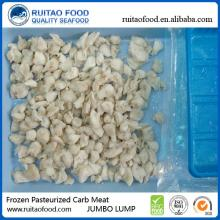 Frozen Pasteurized Crab Meat JUMBO LUMP