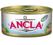 ANCLA Chunk Light Tuna 5oz (142g)