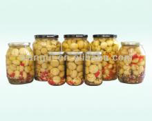 Nutrition Canned Whole  Mushroom  in  glass   jar