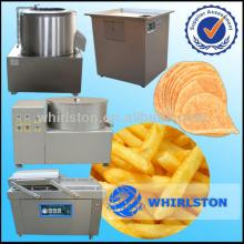 Newest Hot automatic stainless steel automatic potato chips machine line