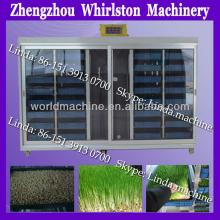 selling well hydroponic fodder machine for barley grass sprout