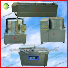 Best sell Automatic Chicken Feet/Paw Peeling Machine 500kg/h