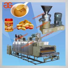 peanut butter equipment|Peanut Butter Production line|peanut butter processing machine