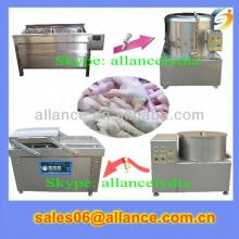 28 Automatic Chicken feet skin cleaner for cleaning chicken feet machine