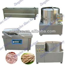 0086-15093184608 large capacity  cleaning   machinery  for chicken feet