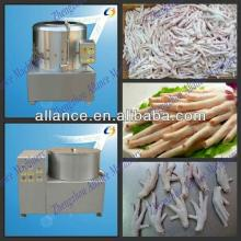 2012 energy-saving hot selling chicken feet cleaning machine