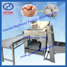 Guoxin factory hen egg peeling machine/boiled egg peeling machine