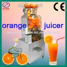 304 Stainless Steel High Juice Rare Commercial Automatic Orange Juicer Machine