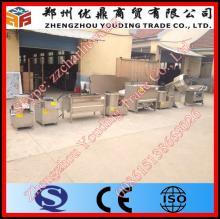 Best Selling Semi  Automatic   Potato   Chip s  Machine