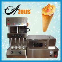 stainless steel electric  automatic   pizza   cone   machine   cone   pizza   machine