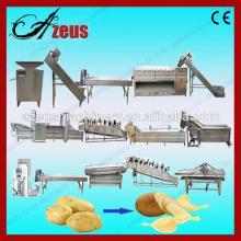 Fully/Semi Automatic industrial potato chip machine,fresh potato chips making machine,natural potato