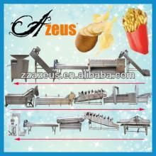 Semi- automatic  and  Automatic   potato   chips   machine /french fries  machine ry