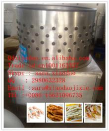 automatic chicken feet peeling machine