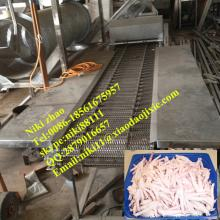 chicken feet cutting machine,chicken feet cutter,automatic chicken feet processing machine
