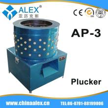 Hot selling cow feet commercial chicken plucker machine for sale AP-3