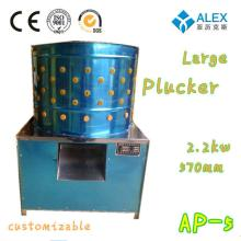 Digital controller container of chicken feet butcher equipment AP-5 For familly use