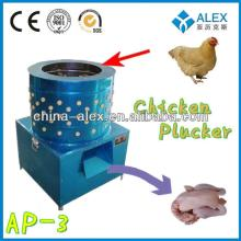 Hot selling automatic chicken feet export process Plucker AP-3 For large farm
