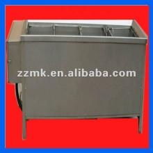 2012 hot selling chicken paws bleaching ironing machine