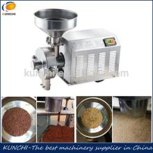 electric stainless steel industrial cocoa bean grinder machine with best price